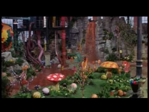 willy wonka and the chocolate factory the candy man lyrics the candy man video