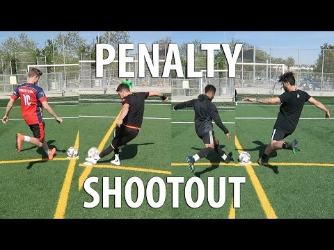 PENALTY SHOOTOUT (FaZeClan vs. F2Freestylers)
