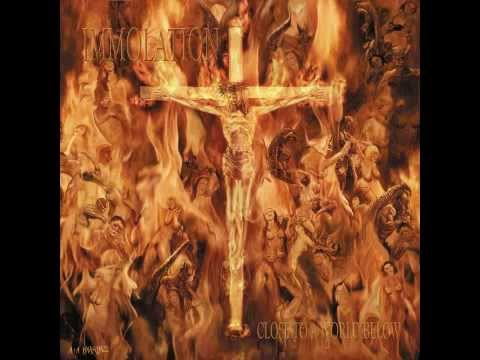 Immolation - Close To A World Below