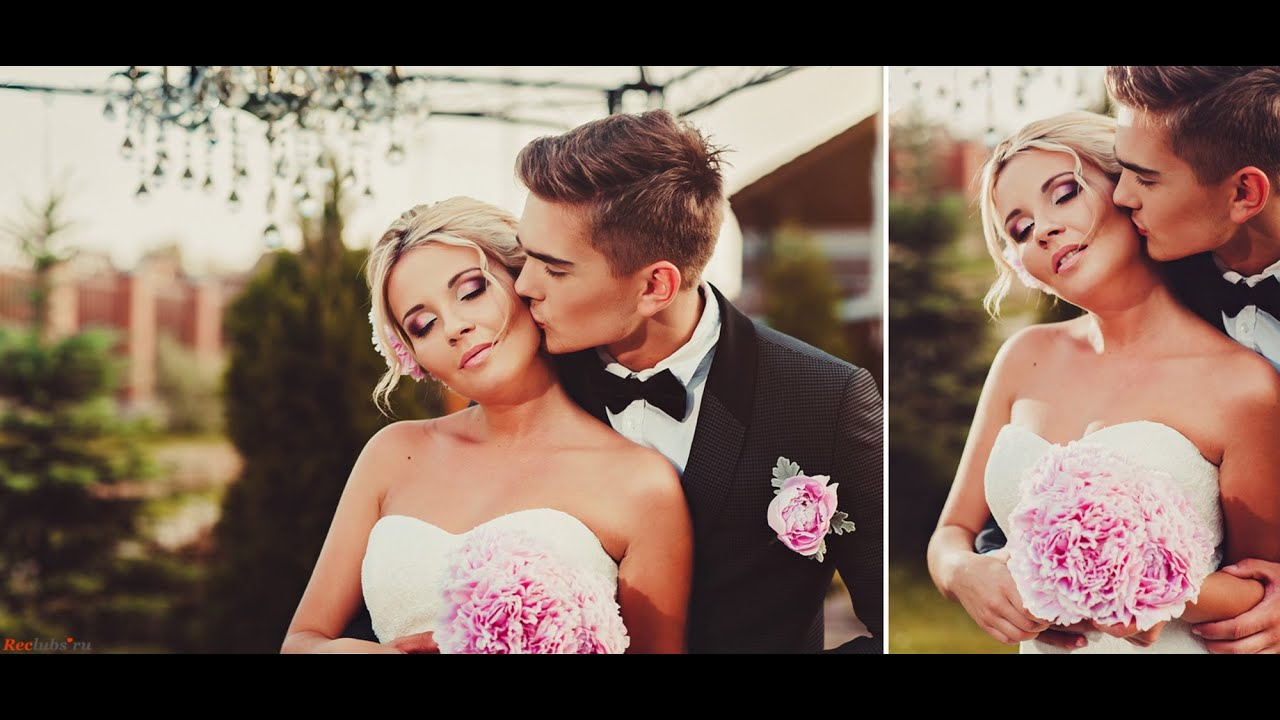 Свадьба фото невесты со свидетельницей