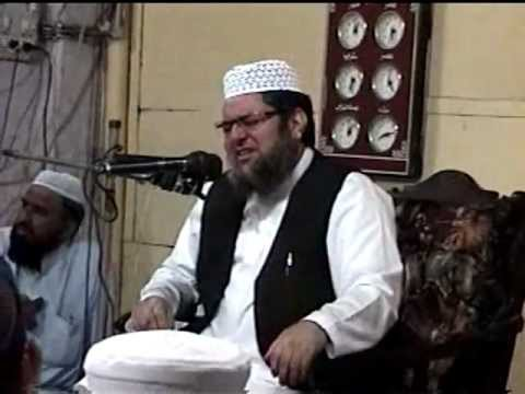 **عظمتِ مصطفی(ص)** Maulana Saeed Yusuf Khan Azad Kashmir azmat E Mustafa video