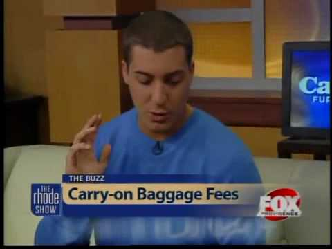 The Buzz: Carry-on baggage fees