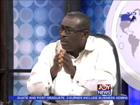Boko Haram - PM Express on Joy News (20-5-14)