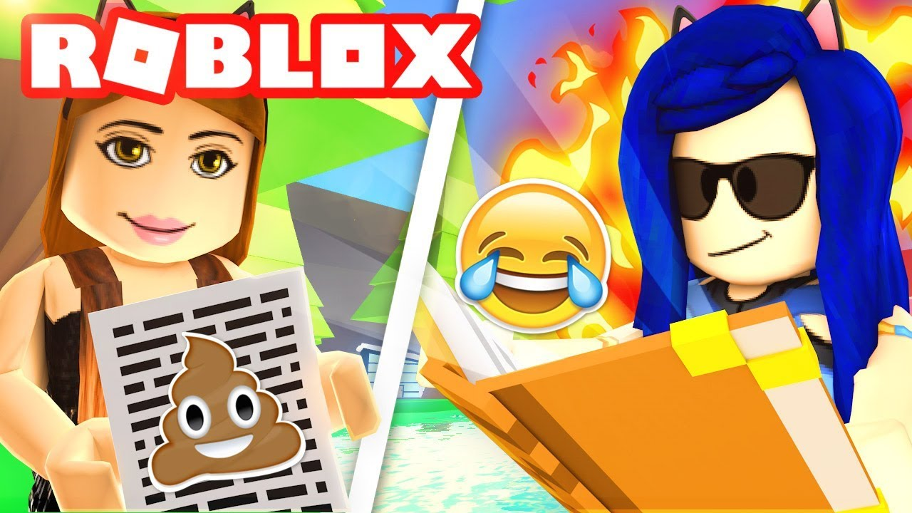 ROBLOX HILARIOUS STORYTIME! I GO TO PRISON!!