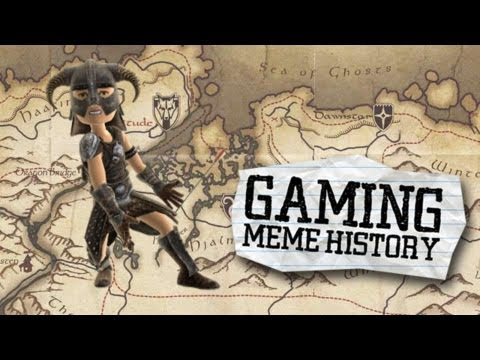 Gaming Meme History: Arrow in the Knee