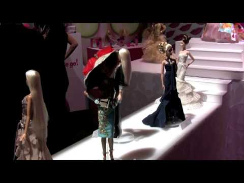 Zadzooks: Toy Fair 2009, Mattel s History of Barbie