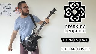 Breaking Benjamin Torn In Two Guitar