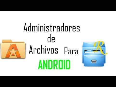 Los mejores Administradores de archivos para Android [ HD ]