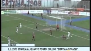 Lega Pro 2014/15 Casertana-Lecce 1-0 - fb.com/groups/lecceamarcord