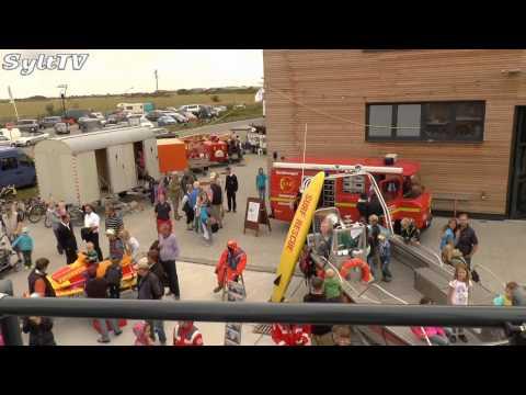 Tag der offenen Tür bei der Feuerwehr Westerland