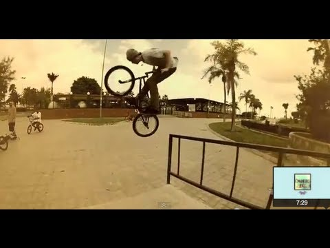 LACEY, HOFFMAN, VALENTINO & MORE - BMX STREET VIDEO