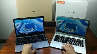 Chuwi LapBook SE vs Teclast F7 - Video Confronto