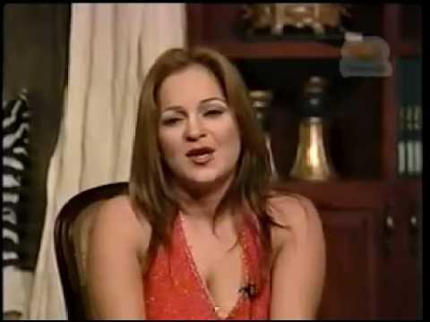 Jacqueline Alcala - Entrevista En T.V.
