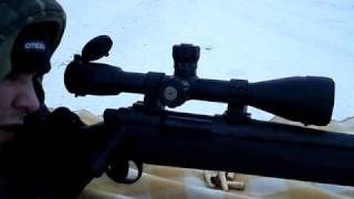 Remington 700 SPS Tactical .308 Shooting #5 Bushnell Elite 3200 10x40