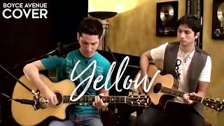 download lagu Coldplay - Yellow Boyce Avenue Acoustic Cover On Itunes‬ gratis
