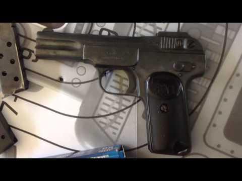 FN Browning M1900 Pistol 32 ACP