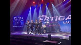 Auto Focus   Special Feature:  All-New 2019 Suzuki Ertiga Launch