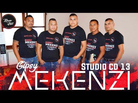 Gipsy Mekenzi Studio CD 13 CELY ALBUM