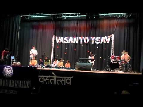 Vasantotsav NJ 2011 - Ghan Ghan Mala