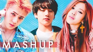 BTS x BLACKPINK x EXO – Anpanman /Whistle /Ko Ko Bop MASHUP