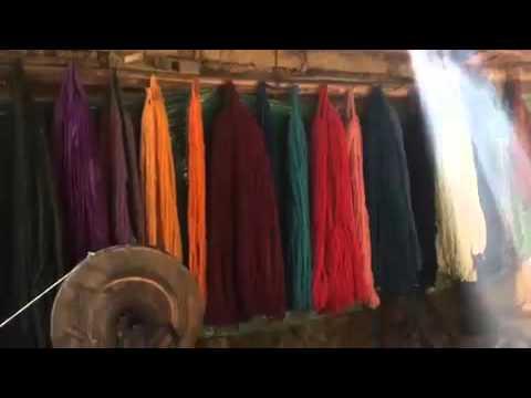 Mayan Weaving Demonstrations in Guatemala