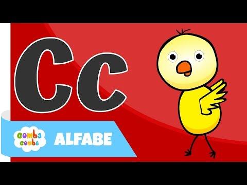 C Harfi Şarkısı - Alfabe ve Harfler Öğreniyor...
