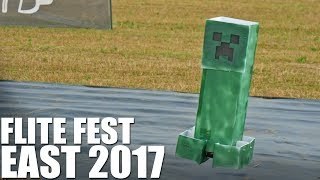 World's Biggest Electric Fly In | Flite Fest East '17