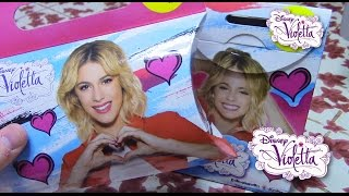 Violetta Disney Season 3 | Surprise Pack | surprise bag | Bolsa sorpresa | Stagione 3
