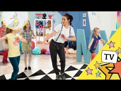My3 - Latający Dywan (Nauka Tańca) My3 - TV Dla Dzieci