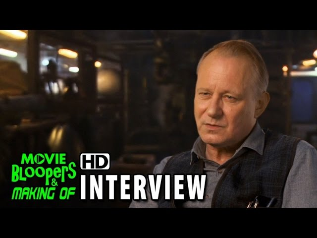 Avengers: Age of Ultron (2015) BTS Movie Interview - Stellan Skarsgard (Erik Selvig)