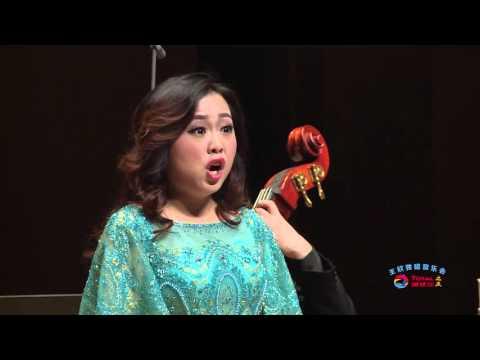 Xin Wang- Agitata Da Due Venti from La Griselda (Vivaldi) Soprano  女高音 王欣 风雨飘摇 维瓦尔弟