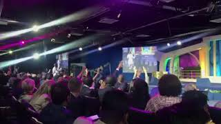 Pastor Chris talking about prophet Uebert Angel...