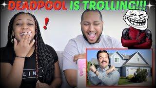 "The Film Theorists ""Film Theory: Is Deadpool Trolling Us? (Deadpool 2)"" REACTION!!!"