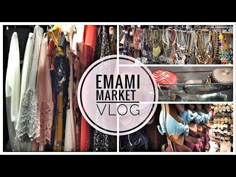 Kolkata Shopping Vlog | Emami Market & B.K. Market Vlog | Deblina Rababi