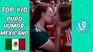 TOP 10   LOS MEJORES VIDEOS DEL HUMOR MEXICANO EN  EL MUNDIAL RUSIA 2018