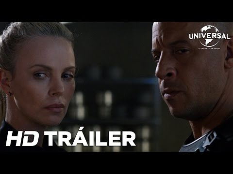 Fast & Furious 8 Tráiler Oficial 1 (Universal Pictures) HD