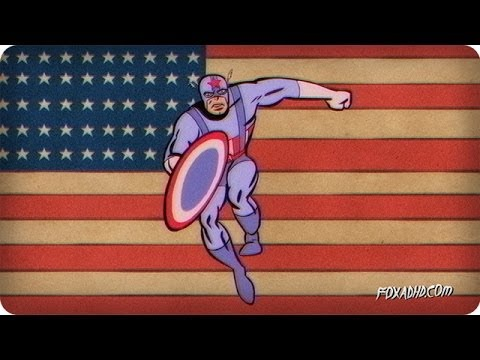 CAPTAIN AMERICA STATISTICS SONG!