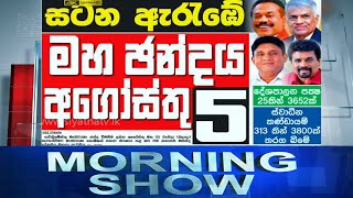 Siyatha Morning Show | 11.06.2020