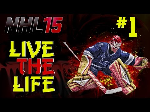NHL 15: Live the Tendy Life Ep. 1 -
