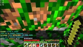 Minecraft- Igrzyska Śmierci (1.4.6 Non premium) #1 Słodki ocelot