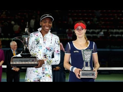 2014 Dubai Duty Free Tennis Championships Final WTA Highlights