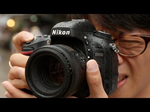 We take a look at Nikon&#039;s latest &quot;cheaper&quot; full-frame DSLR - the D600. How does it fit in between the D7000 and D800? Does it offer cheap and nasty performan...
