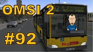 【ツ】 OMSI 2 DER OMNIBUSSIMULATOR #92 ★ Add-on 3 Generationen Gelenkbusse Teil 7/9 ★ Let's play Omsi 2