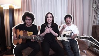 D'MASIV X Sara Wijayanto - Ingin Lekas Memelukmu Lagi (Live Acoustic)