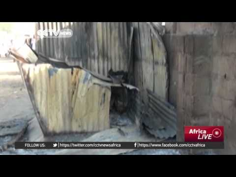 Militants attack Maiduguri in N. Nigeria