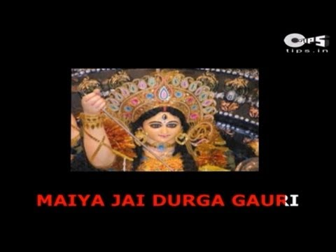 Om Jai Ambe Gauri Aarti by Alka Yagnik - With Lyrics - Sing...