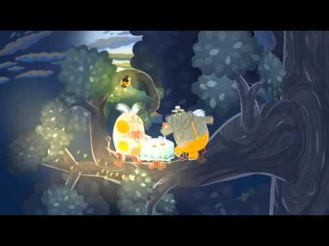 Смотреть клип Летающие звери - Деревце (песенка из мультфильма Старый дуб)