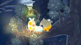 Летающие звери - Деревце (песенка из мультфильма Старый дуб)