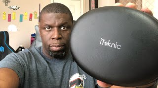 iTeKnic Active Noise Cancelling Over the eaer headphones! 20% OFF