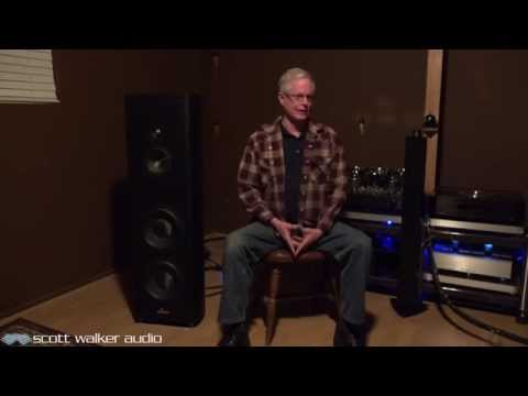 Scott Walker Experience : DOUG -- Magico Speakers, Synergistic Research